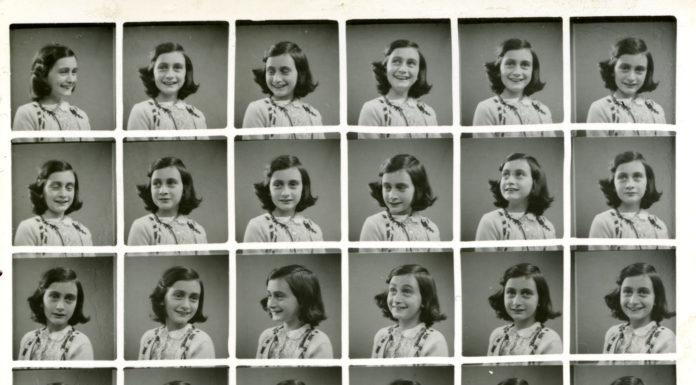 Анна Франк. Дневники Холокоста.