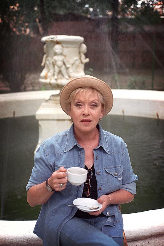 Алиса Фрейндлих 2002 г