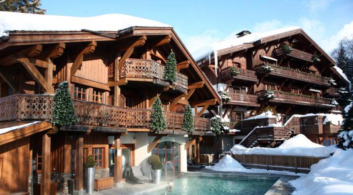 Новый роскошный отель