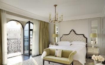 Зимняя сказка от Four Seasons Hotel Baku