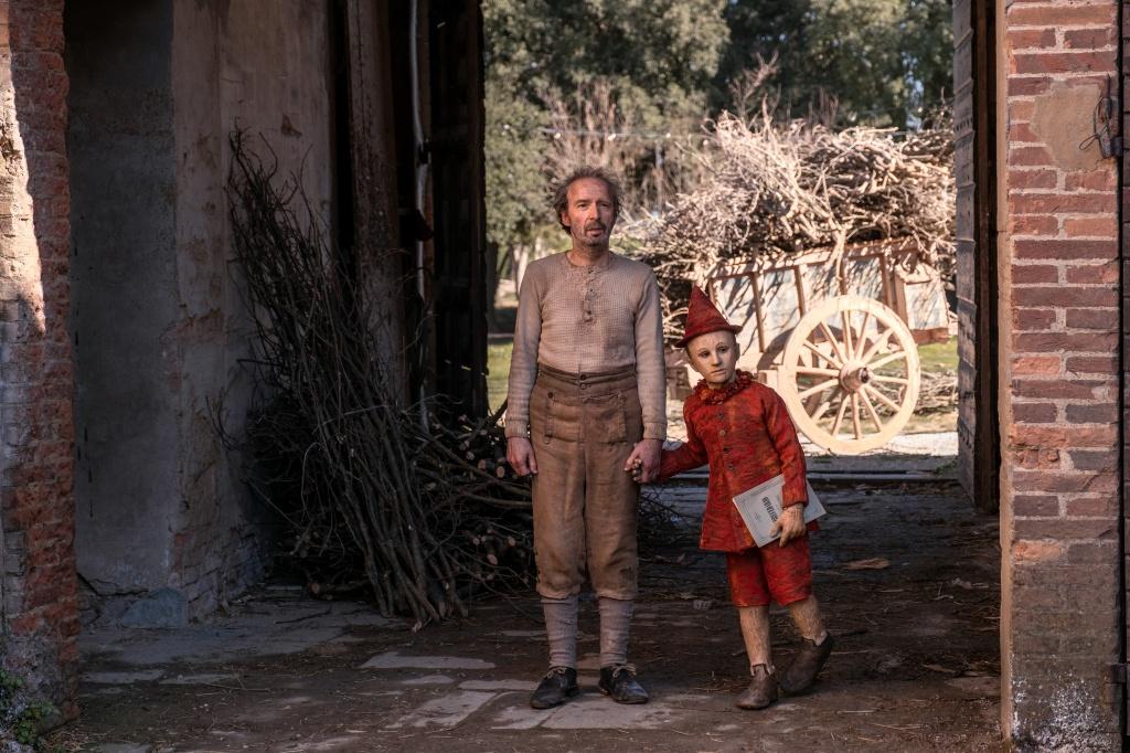 кадр из фильма Пиноккио