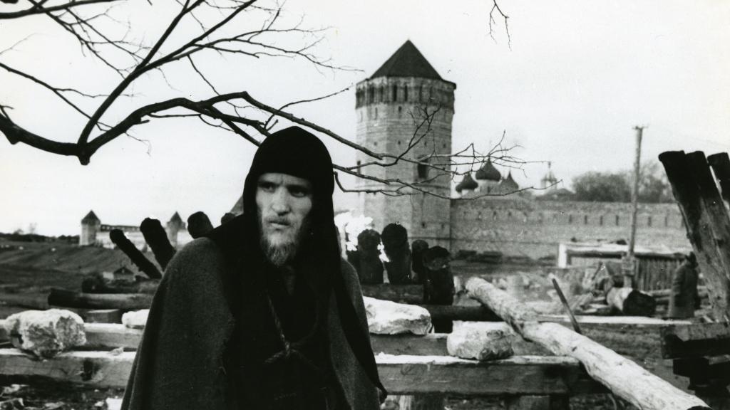 кадр из фильма Андрей Рублев