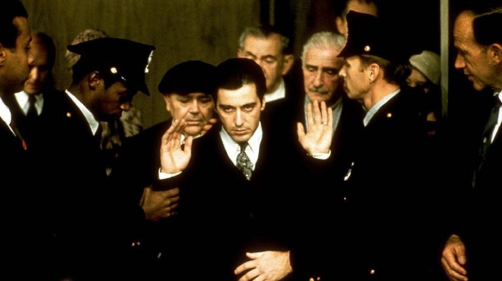 кадр из фильма Крестный отец 2
