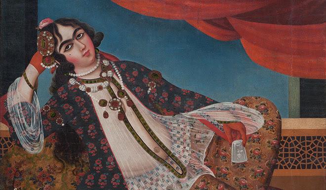 Персидские красавицы