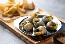 Французский энагастрономический ужин