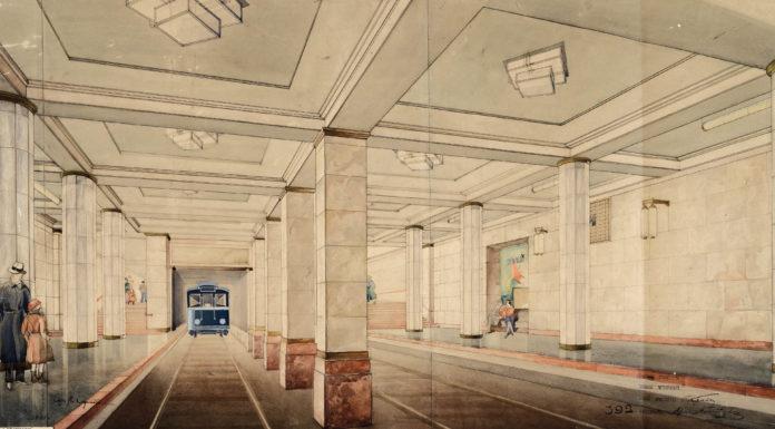 Сегодня в мире. Современная архитектура зарубежного метро