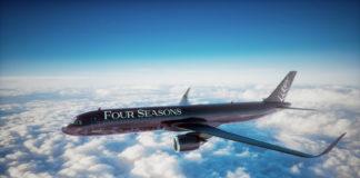 Частный лайнер Four Seasons Private Jet